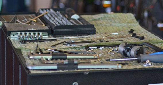 Dreirad Service Reparatur