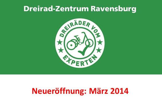 Dreirad für Erwachsene Ravensburg