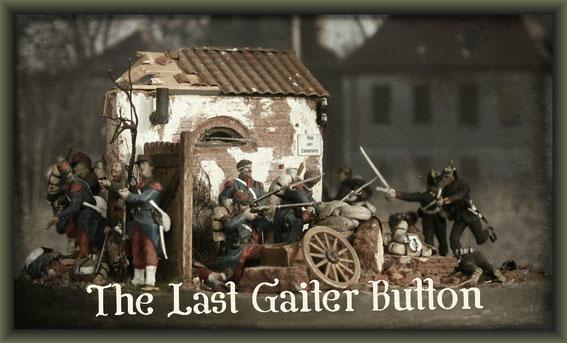 Tha Last Gaiter Button, Diorama 1:35