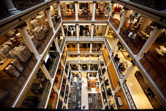Chicago - Shopping Paradies (ehemals Marshall-Fields)