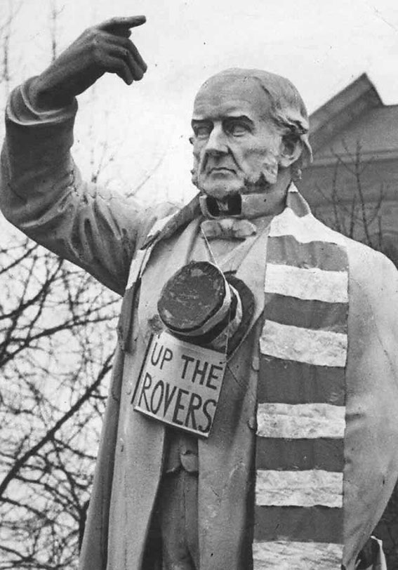 Blackburn Rovers; William Gladstone