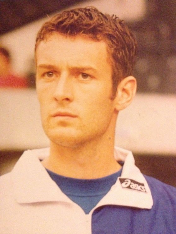 Chris Sutton, 1994-1995.