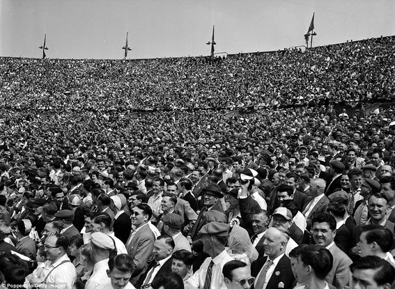 The disastrous 1960 FA Cup final; Rovers fans. There was a major uproar over of the distribution of tickets causing a major rift between the club and the fans that was never really forgotten until Jack walker bought the club in 1991 and a new era began.