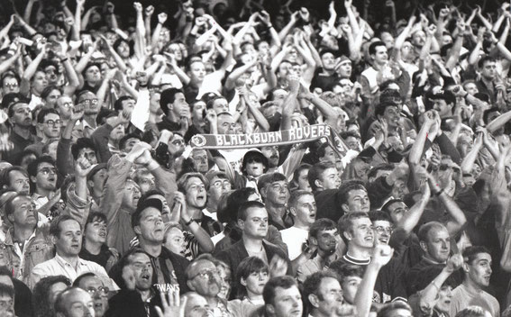 The Blackburn End, 1992.