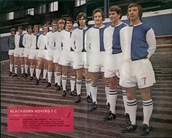 Blackburn Rovers 1970-1971