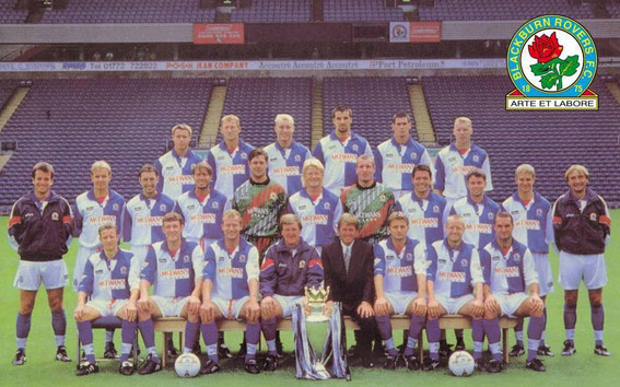 Blackburn Rovers; Premier League; Kenny Dalglish; Ray Hartford; Alan Shearer; Jack Walker