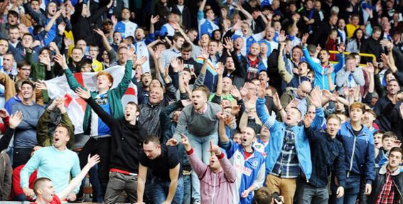Blackburn Rovers; Blackburn Rovers fans; Blackburn Rovers hooligans