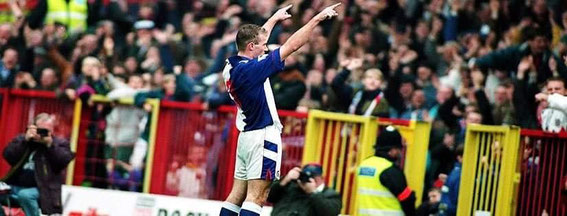 Blackburn Rovers; Alan Shearer