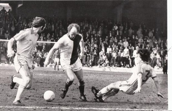 Saturday, 14th April 1979. Rovers  1 - 2 Burnley. It would take another 35 years for Burnley to win at Ewood Park in League and FA Cup. Attendance: 14,761.