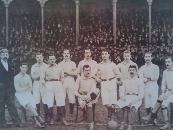 Blackburn Rovers1 1895