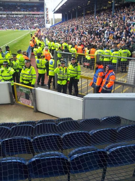 Blackburn Rovers casuals; Blackburn Rovers hooligans