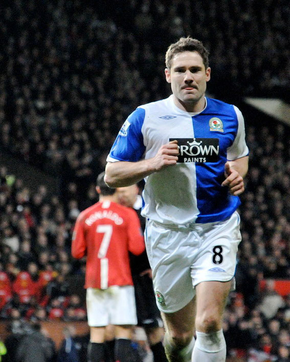 Blackburn Rovers; Manchester United; David Dunn