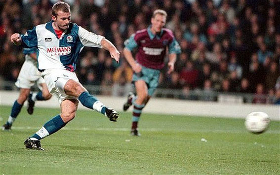 Blackburn Rovers v West Ham 1994
