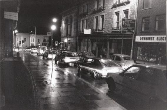 1990: Convoy winds through Blackburn