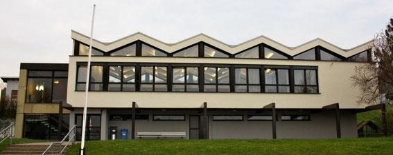 Das Bürgerhaus in Odersbach