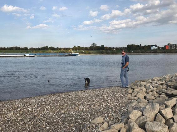 Zwei am Rhein !