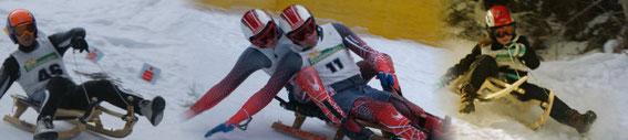 Alle Informationen zu Sport- und Tourenrodelrennen unter www.sportrodeln.at