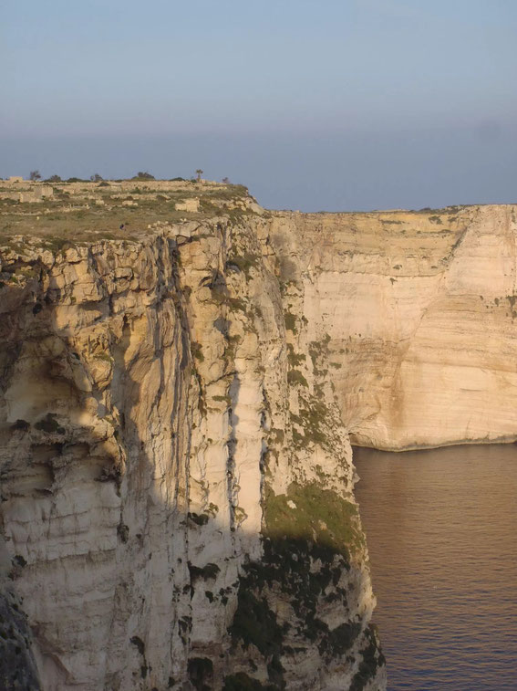 Ta Cenc cliffs, Gozo