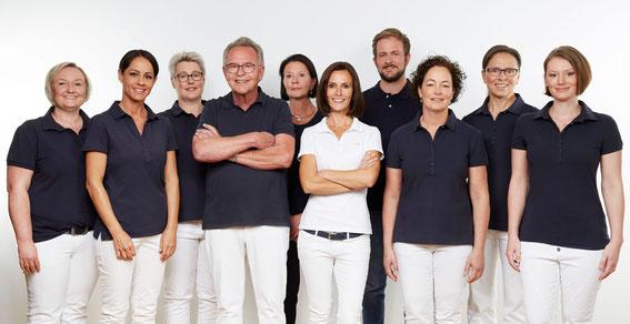 Bild Praxis-Team