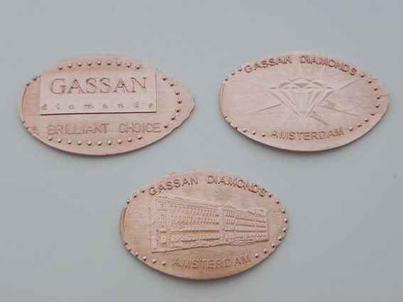 Gassan Diamonds - Nieuwe Uilenburgerstraat 173-175 - (€2,00) Lucoba