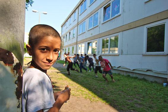 (Foto: Impulse - Refugee Club)