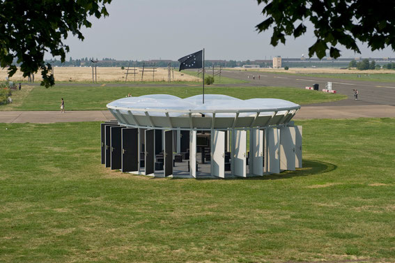 26. Juli – 10. August 2014, Tempelhofer Feld (Foto: R. Sokol)