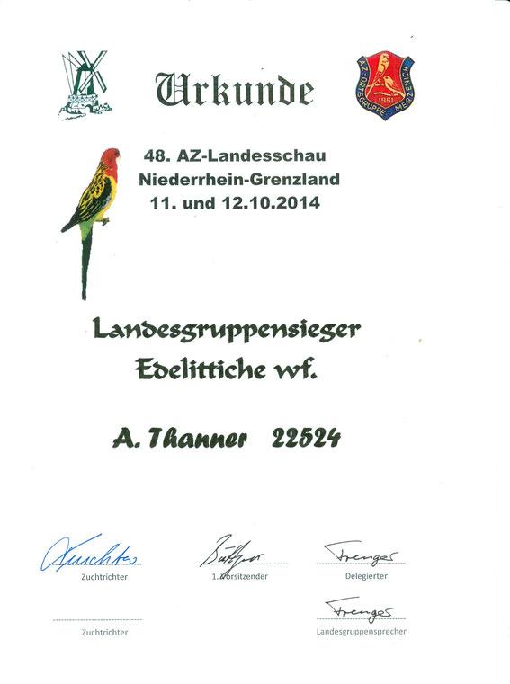Landesgruppensieger
