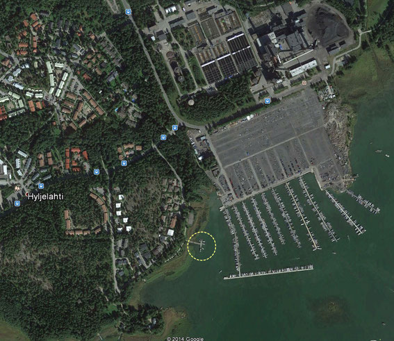 Heimathafen Espoo Suomenoja