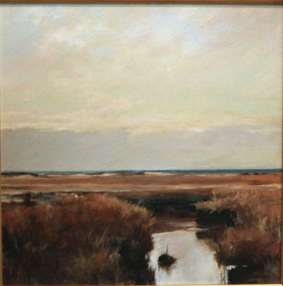 Fall Marsh III