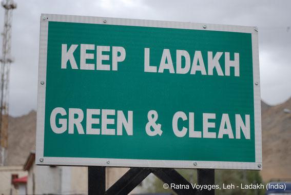 Ecotourism, Green, Clean, Ambiente, Umweltschutz, Leh, Ladakh, India, Trekking, trekkinginladakh, ladakhtrekking