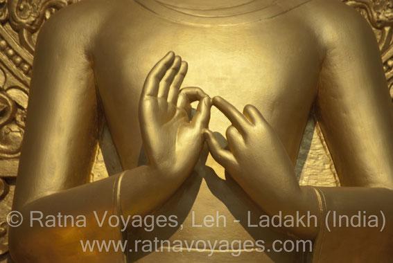 Buddha Statue Bodhgaya