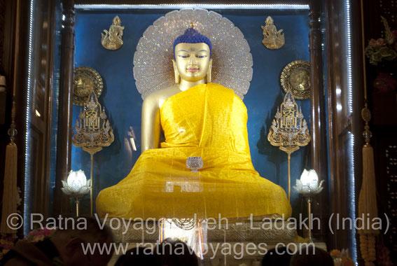 Mahabodhi Main Temple Bodhgaya