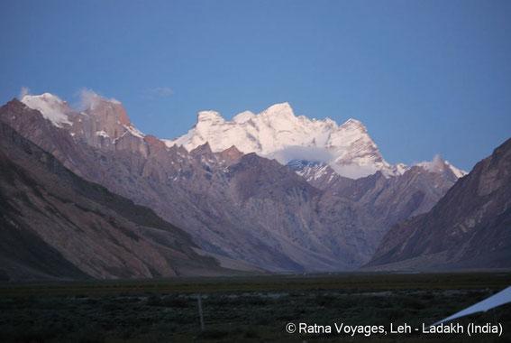 Nun-Kun, Zanskar, Rangdum