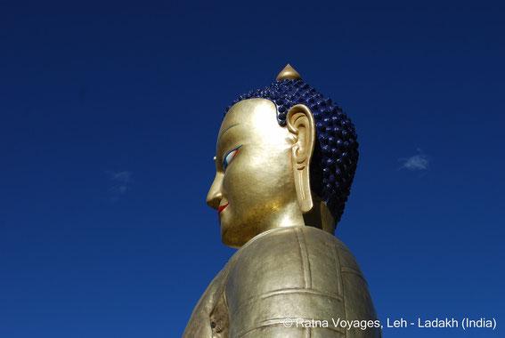 Buddha Sakyamuni, Hemis, Ladakh, India