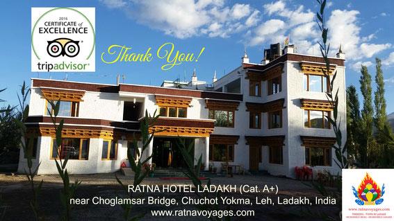 Ratna Hotel Ladakh www.ratnahotelladakh.com