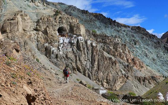 Phuktal, Cha, Padum, Zanskar, Ladakh, India, Kalachakra, Dalai Lama, Tibet, Buddha