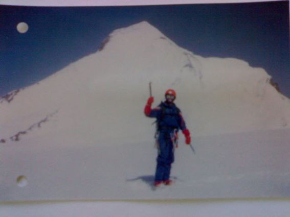 NUN, KUN, Nalin Gautam, Indian Mountaineering Foundation, Zanskar