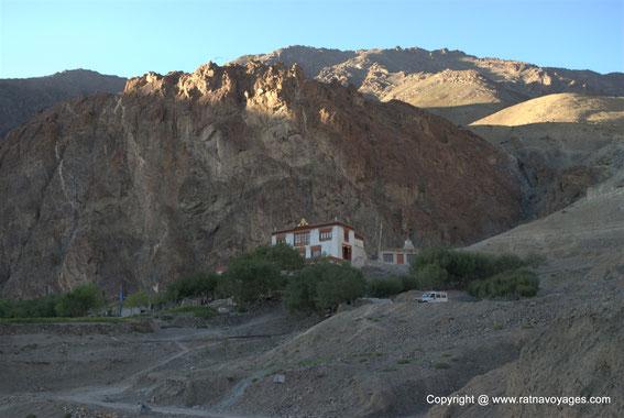 Atitse, Naropa Cave, Ladakh