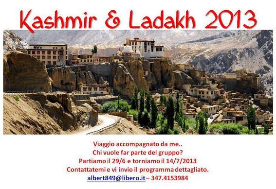Kashmir, Lamayuru, Ladakh