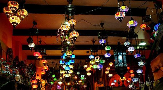 Granada, Arabisches Viertel