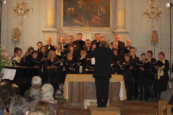 Concert aux Baux-Sainte-Croix (16 mai 2009)