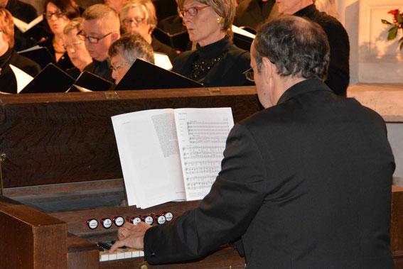 Eglise paroissiale du Bec-Hellouin (12 octobre 2014)