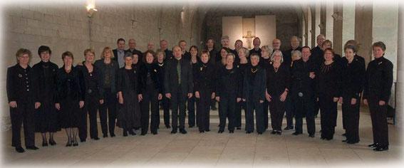 Abbaye du Bec-Hellouin, 23 mars 2014