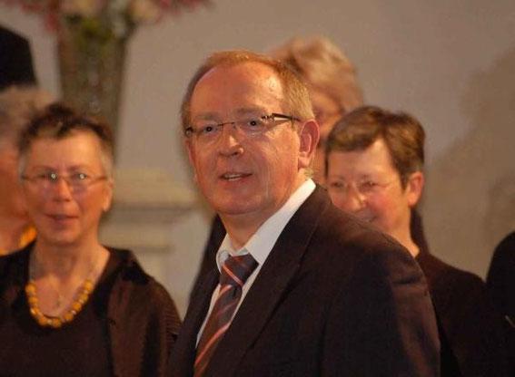 Alexandre Adamiec, chef du choeur Ars Viva - Puy de Musicque