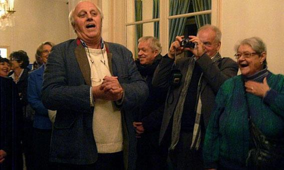 Patrick Belliard évoque les débuts d'Ars viva, qui était alors la Chorale de la MJC d'Evreux.
