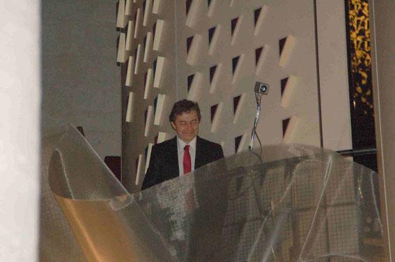 Thierry Maeder, orgue
