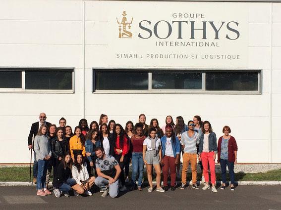 Lycée polyvalent Danton - Classe préparatoire PMED 2018/2019
