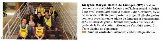 AJ! N°15, mai 2012, page 07