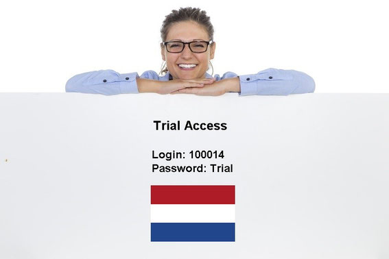Online Shop Trial Access