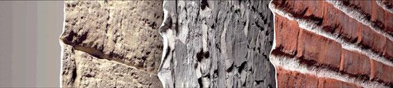 Steinpaneele der Serie TOTALStone